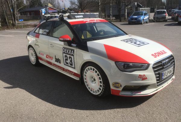 Autoteippaus, Audi, Teippi-Z